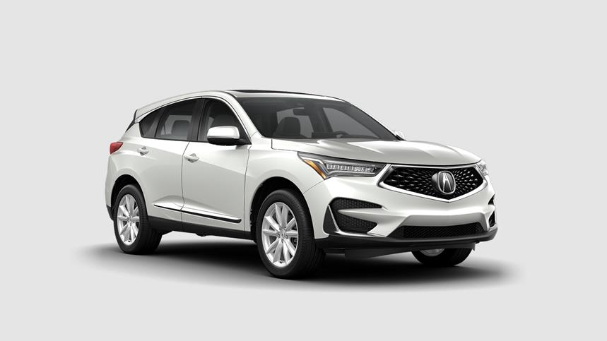 what colors does the new 2019 acura rdx come in Acura Rdx Exterior Colors