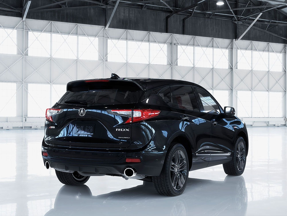 what engine is in the 2019 acura rdx Acura Rdx Engine Specs