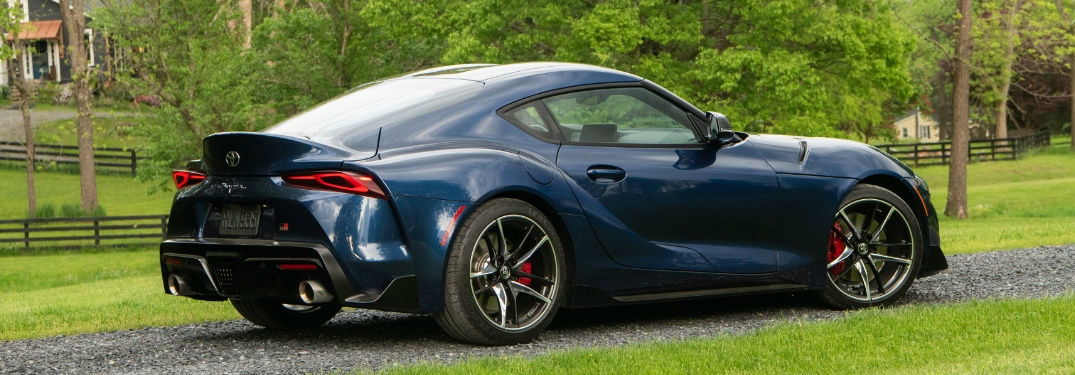 what is the top speed and 0 60 mph time of the 2020 toyota Toyota Supra Zero To Sixty