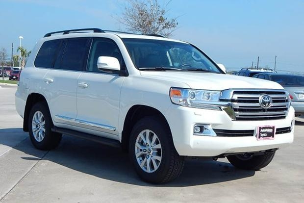 which toyota land cruiser is the best toyota land cruiser Toyota Land Cruiser Usa