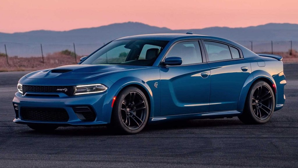 widebody dodgesrt literally expands high performance 2020 Dodge Charger Scat Pack Widebody