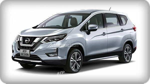 xpander based nissan grand livina 2019 to be launched next year Nissan Livina Philippines