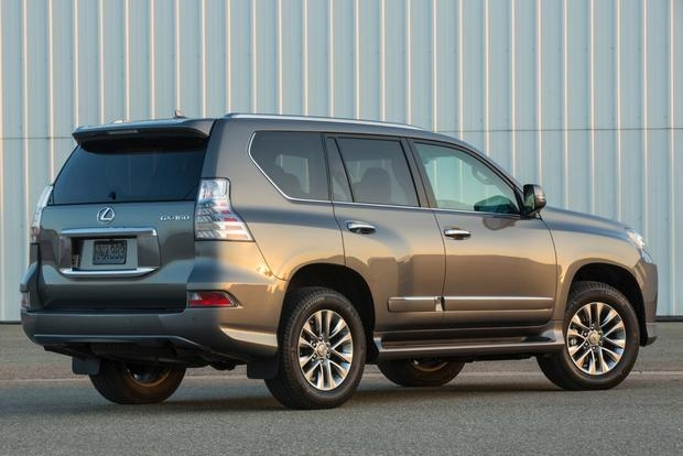 2014 lexus gx new car review autotrader Lexus With 3rd Row Seating
