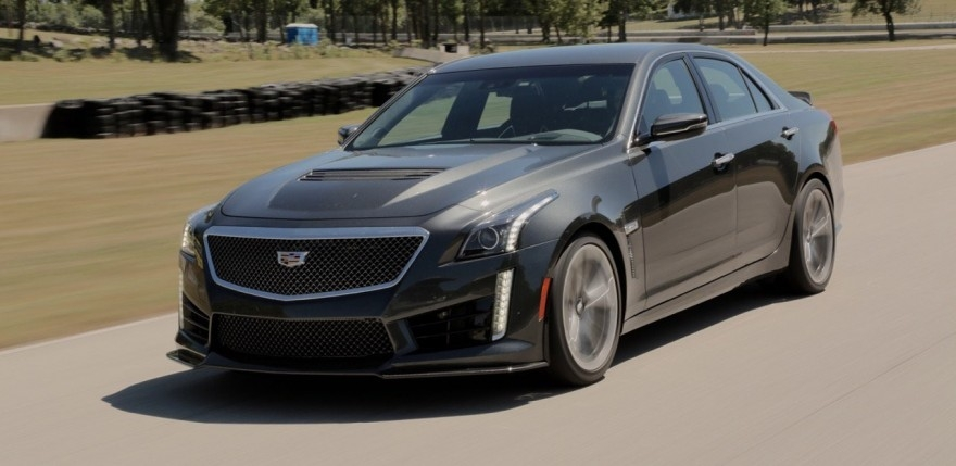 2016 cadillac cts v just how good is the cadillac with the Cadillac With Corvette Engine