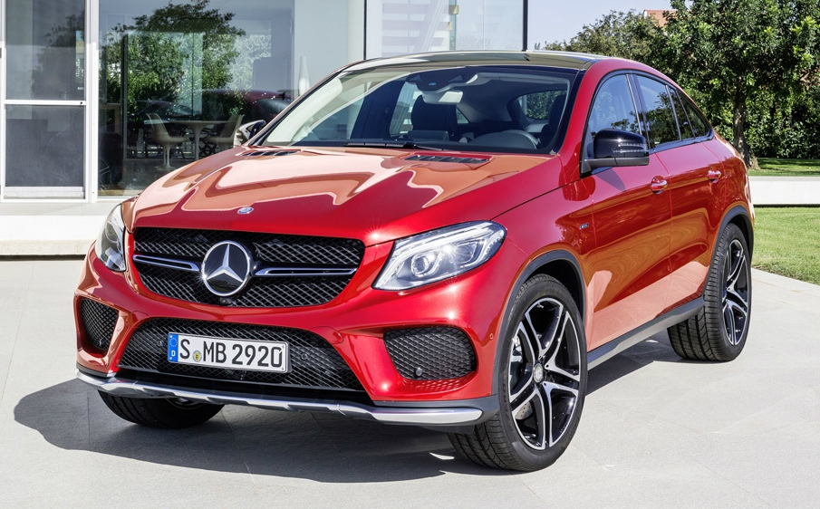 2016 mercedes benz gle coupe release date Mercedes Gle Release Date