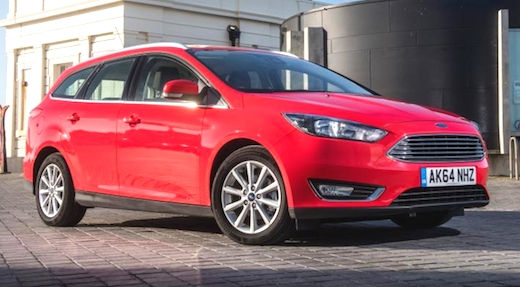 2017 ford focus zetec estate review ford trend Ford Focus Zetec Estate