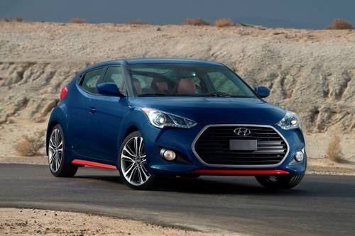 2017 hyundai veloster review ratings edmunds Hyundai Veloster Review