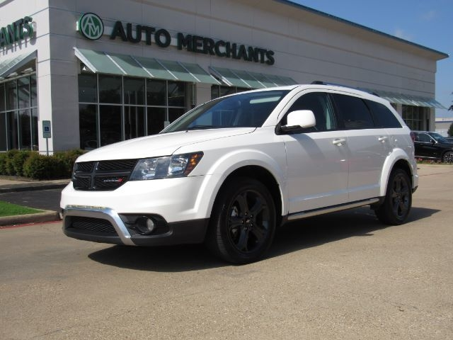 2018 dodge journey crossroad fwd quick order package 28s crossroad 3rd row seating backup camera climate control Dodge Journey Crossroad