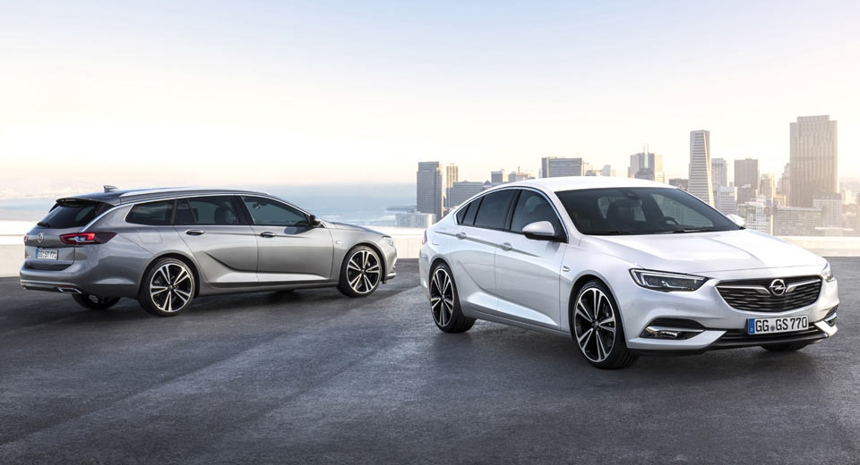 2018 opel insignia grand sport priced from 26940 carscoops Opel Insignia Grand Sport