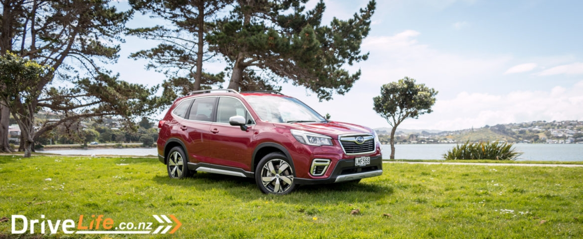 2018 subaru forester 25 premium car review urban Subaru Forester New Zealand