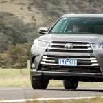 2018 toyota kluger grande awd review Toyota Kluger Grande Review