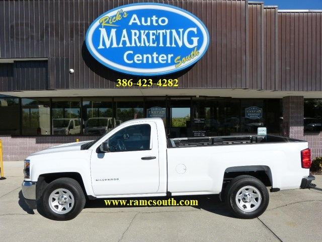 2018 used chevrolet silverado 1500 low milesfactory warrantyfully servicedready to go to work at ricks auto marketing center south serving new Chevrolet Factory Warranty