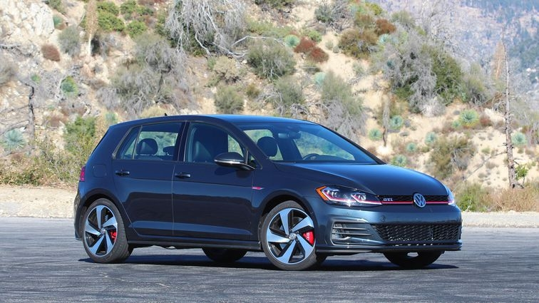 2018 volkswagen golf gti review ratings specs photos Volkswagen Golf Gti Se