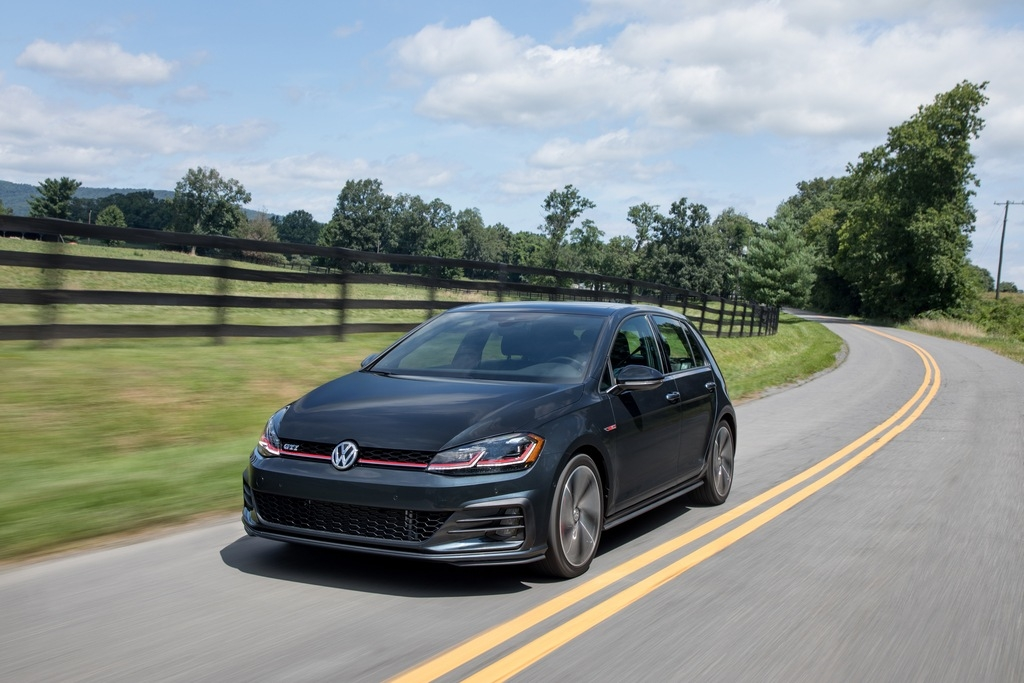 2018 volkswagen golf gti se review not your average daily Volkswagen Golf Gti Se