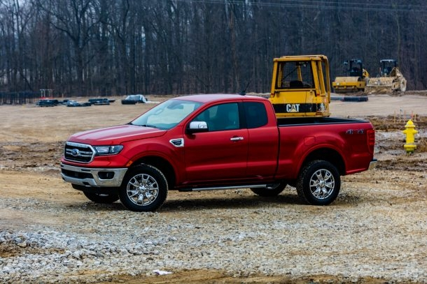 2019 ford ranger review a tweener the truth about cars Ford Ranger Quarter Mile