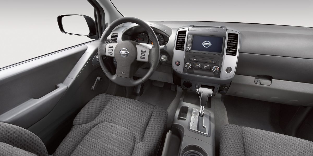 2019 frontier pickup truck colors photos nissan usa Nissan Frontier Interior
