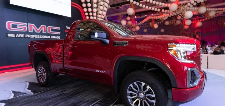 2019 gmc sierra regular cabs are middle eastern only gm Gmc Regular Cab Short Bed