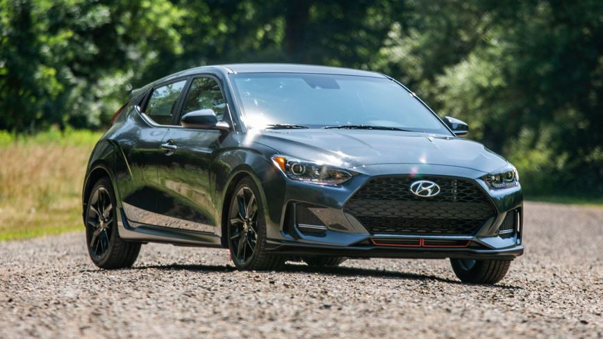 2019 hyundai veloster turbo review hot hatch with plenty of Hyundai Veloster Review
