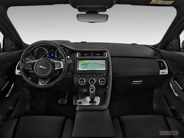 2019 jaguar e pace 183 interior photos us news world Jaguar EPace Interior