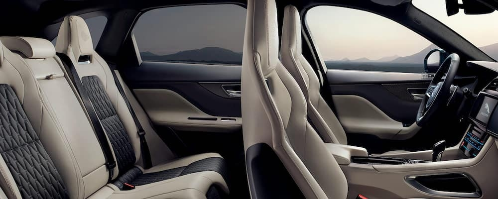 2019 jaguar f pace seating capacity f pace seating Jaguar F Pace Gas Tank Size