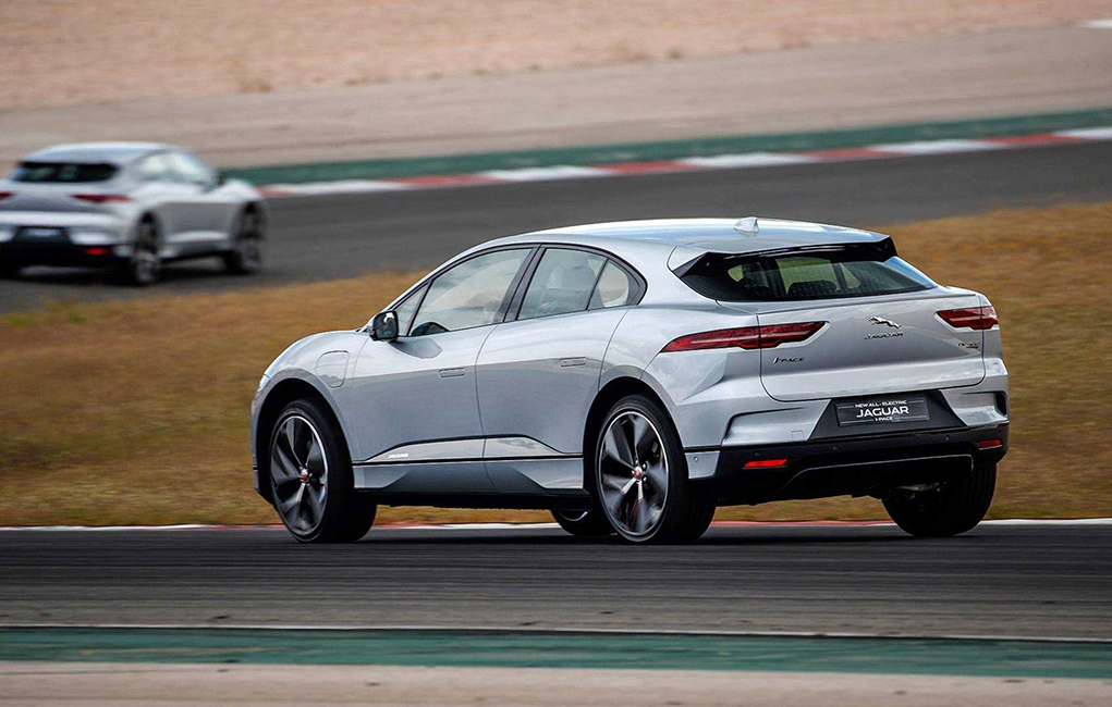 2019 jaguar i pace ev400 first edition electric Jaguar IPace First Edition