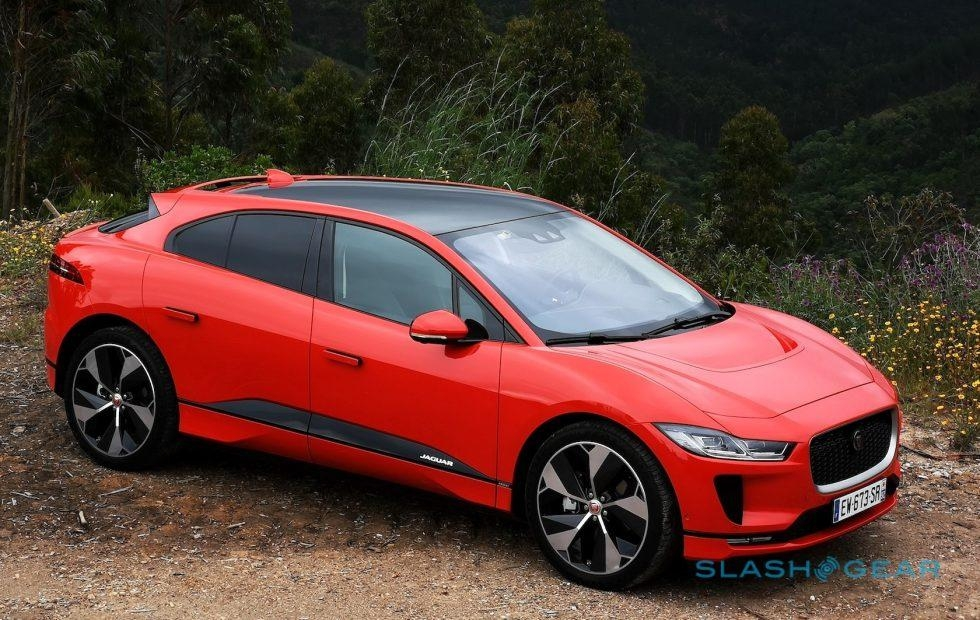 2019 jaguar i pace first drive review the go anywhere ev Jaguar IPace Electric Cars