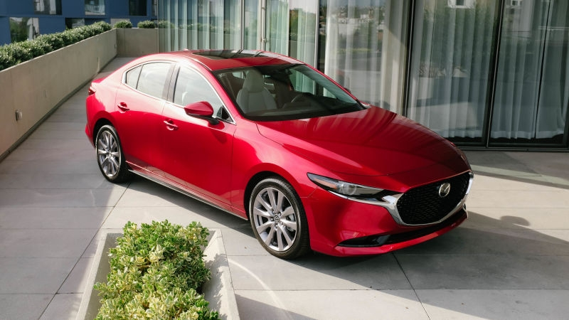 2019 mazda 3 review smoother quieter still fantastic Mazda 3 Hatchback Jalopnik