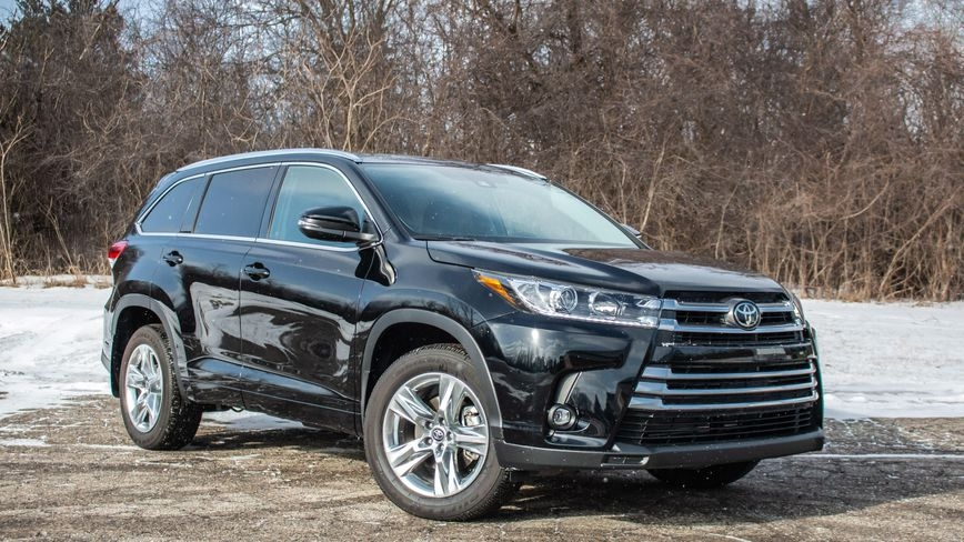 2019 toyota highlander review still competitive but Toyota Highlander Review