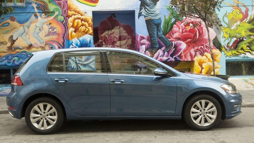 2019 volkswagen golf review fun on the cheap roadshow Volkswagen Golf Review