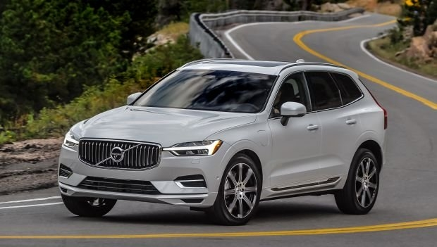 2019 volvo xc60 preview release date pricing and changes Volvo Xc60 Release Date