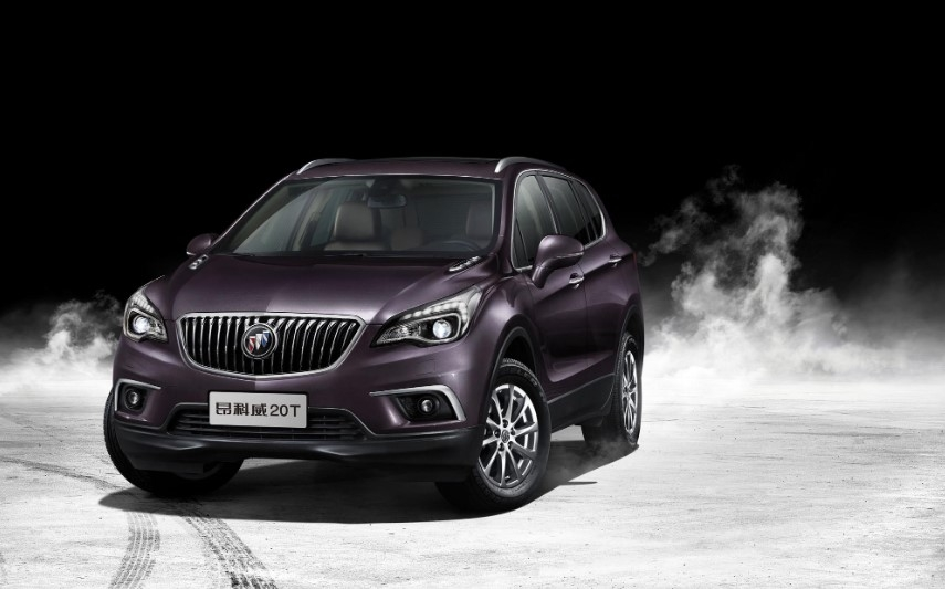 2020 buick envision 20t suv dct redesign release date Buick Envision Release Date