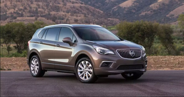 2020 buick envision specs price release date features Buick Envision Release Date