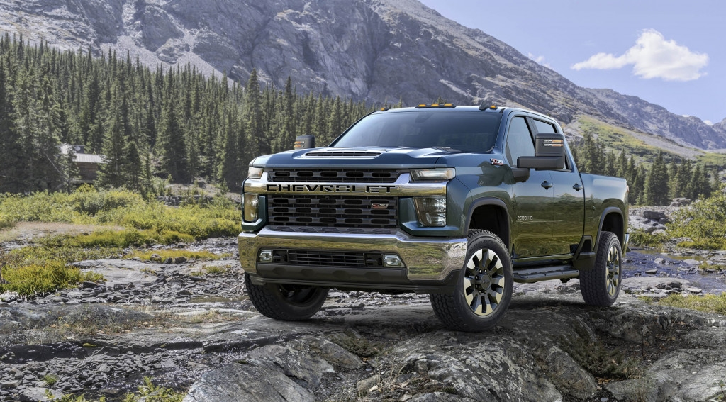 2020 chevrolet silverado hd to cost less than outgoing truck Chevrolet 2500 Release Date