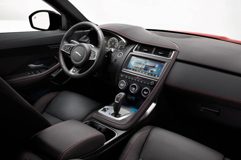 2020 jaguar e pace interior photos carbuzz Jaguar EPace Interior