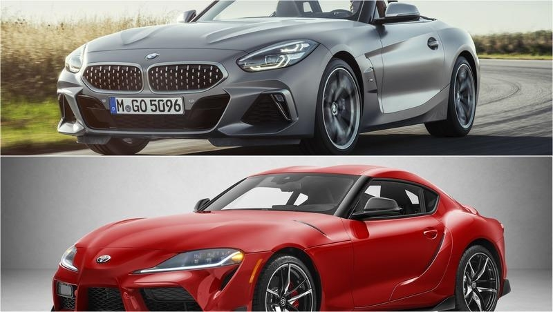2020 toyota supra vs 2019 bmw z4 top speed Toyota Supra Vs Bmw Z4