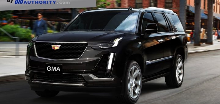 2021 cadillac escalade envisioned in new rendering gm Release Date For Cadillac Escalade