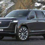 2021 cadillac escalade rendered based on teasers Cadillac Escalade Pictures