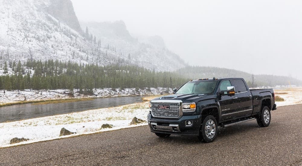 a battle of brawn the 2019 gmc 2500hd vs the 2019 chevy Gmc 2500 Vs Chevy 2500
