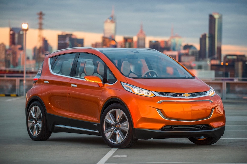a history of chevy electric vehicles Chevrolet Electric Car