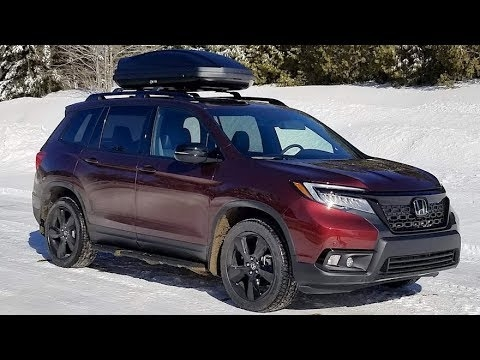 all new honda passport review the right size mid size Honda Passport Reviews
