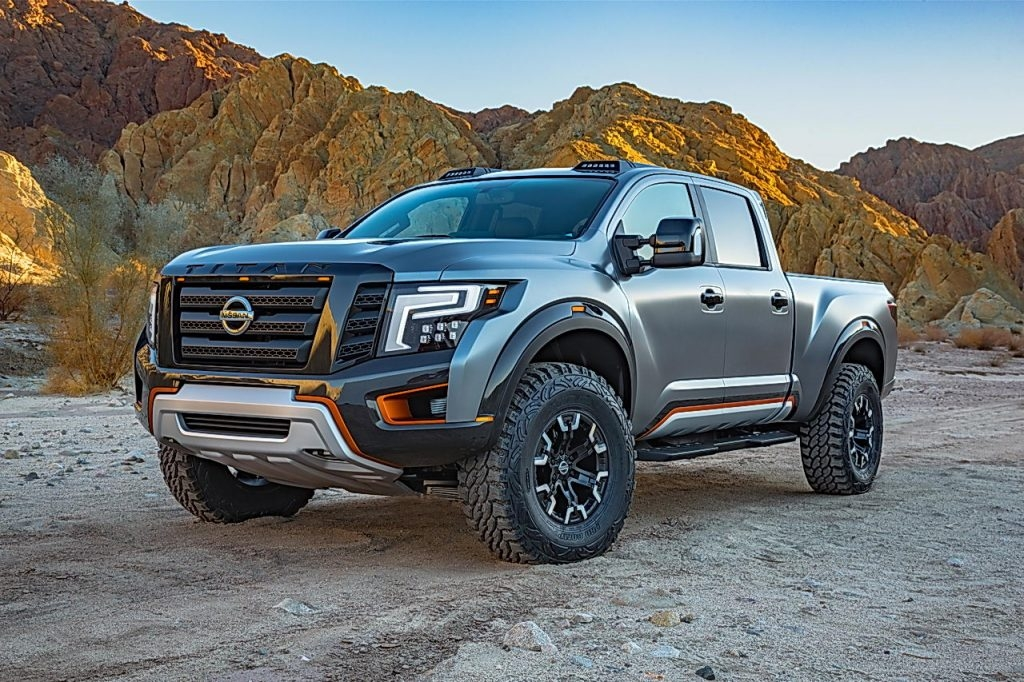 asktfltruck what happened to the awesome nissan titan Nissan Titan Warrior Release Date