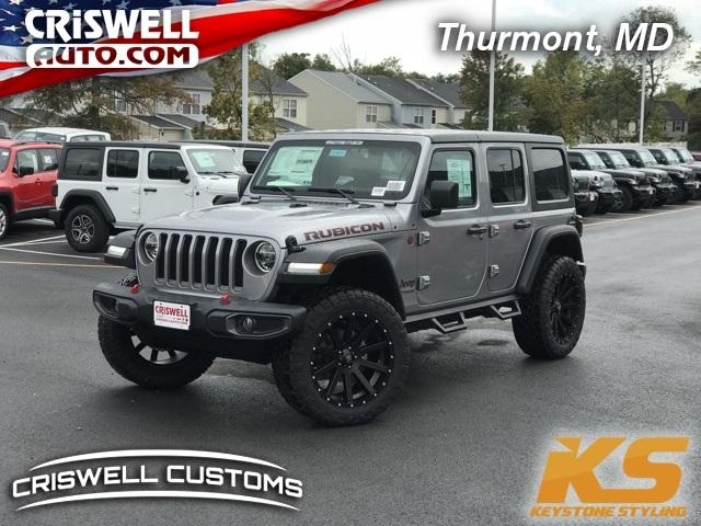 billet silver metallic clearcoat 2020 jeep wrangler unlimited rubicon 4x4 for sale at criswell auto 1c4hjxfn2lw129015 Jeep Wrangler Unlimited