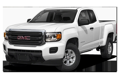 cars Gmc Canyon Extended Cab