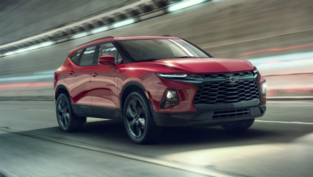 chevrolet blazer 2020 specs features Chevrolet Blazer Philippines