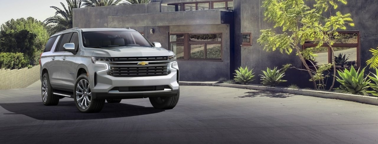 chevrolet introduces all new 2021 tahoe and suburban Chevrolet Tahoe Redesign