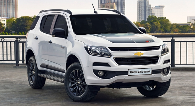 chevrolet trailblazer 2020 philippines price specs Chevrolet Blazer Philippines