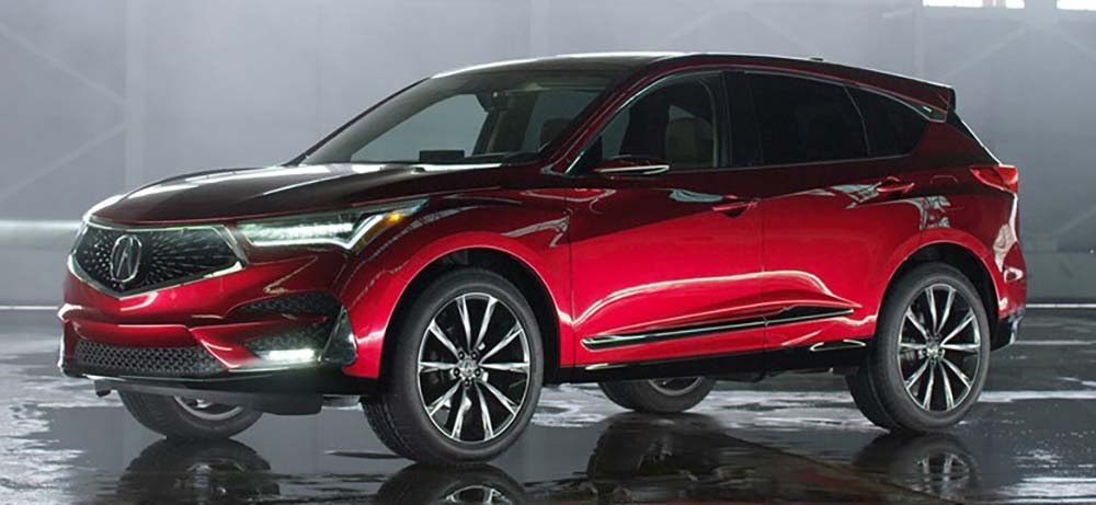 difference between 2019 acura rdx vs 2019 jeep cherokee Acura Rdx Vs Jeep Cherokee