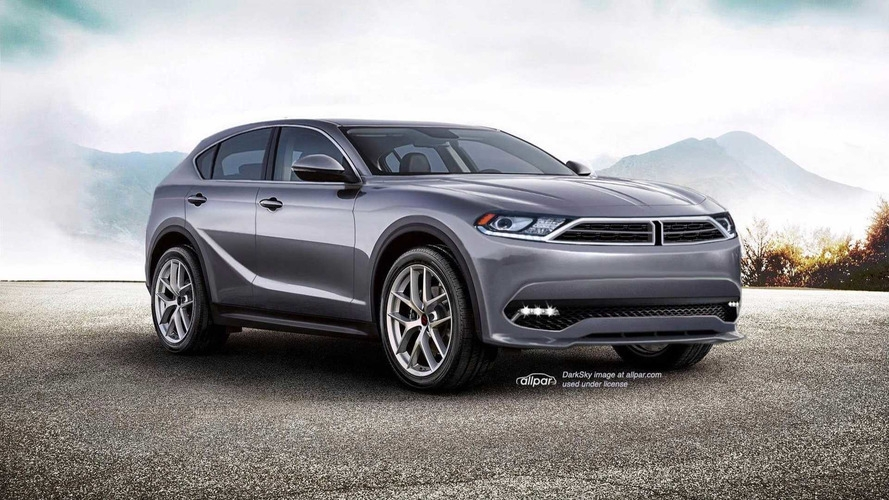 dodge developing alfa romeo stelvio based replacement for Dodge Journey Replacement