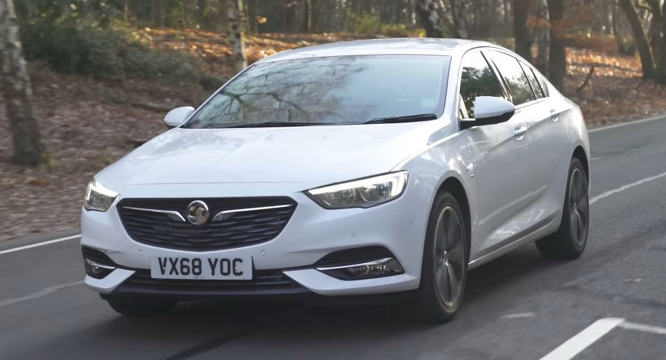 does the 2019 vauxhall insignia grand sport deliver better Opel Insignia Grand Sport
