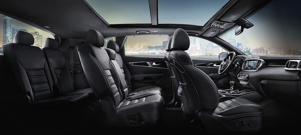 does the kia sorento have 3rd row seating family suvs in Kia With 3rd Row Seating